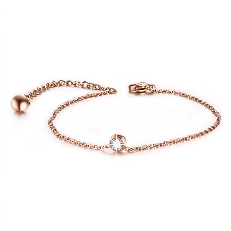 2017 Romantic Anklets Meaning Of The Way In This Life, The ...