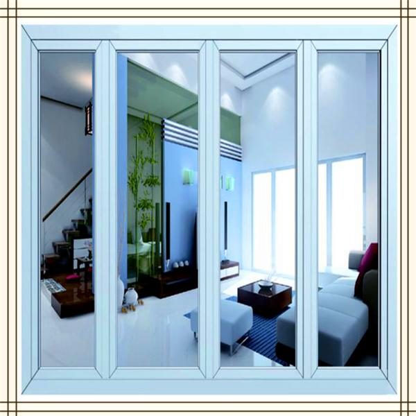 Aluminum Window Construction : Modern design move around aluminum window and door