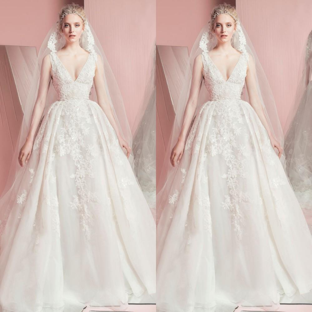 Zuhair Murad Selene Wedding Dress Price 4