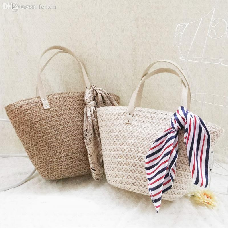 Wholesale Hot! Handmade Women Summer Bags Beach Bag Shoulder Bags ...