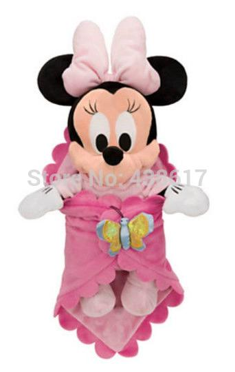 Minnie Mouse Toys For Toddlers : Original mickey minnie mouse toys babies plush baby