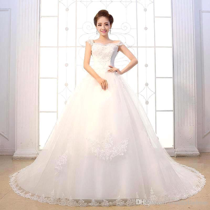 2016 Under 100 Cheap Wedding Dresses Ball Gowns Off