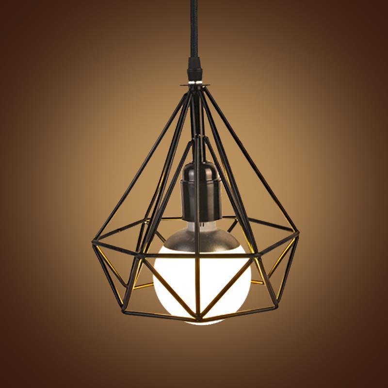 Retro Industrial Pendant Lights E27 220v Bar Cafe Bedroom