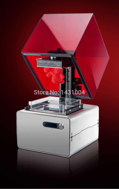 3d Printer Machine 2015 New Desktop Sla 3d Printer