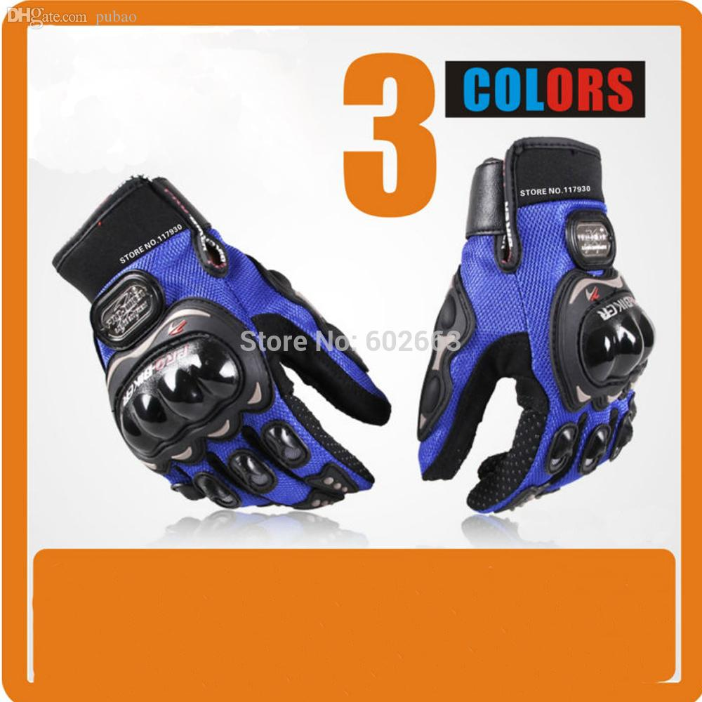 Motorcycle gloves ratings - Wholesale 2015 New Mtb Bicycle Bike Motorcycle Gloves Hands Guard Motocross Gloves Protector Gears Racing Protective L Xl Best Racing Gloves Best Rated