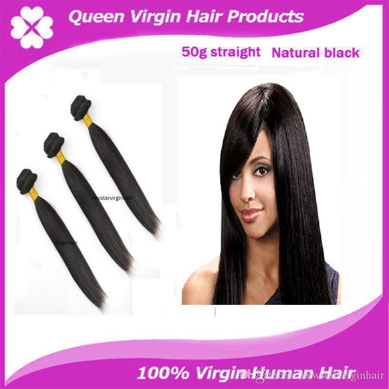 Cheap Real Human Hair Weave 60