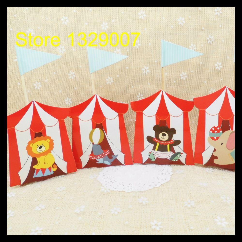 Best Decoration Mariage Rainforest Animal Candy Boxes Baby
