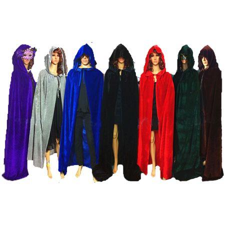 Cheap black fancy dress cape