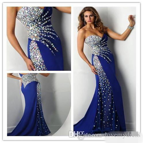 Plus Size Prom Dress 2015