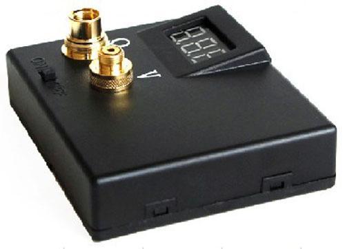 E Cig Tester : E cigarette digital ohm meter voltmeter reader