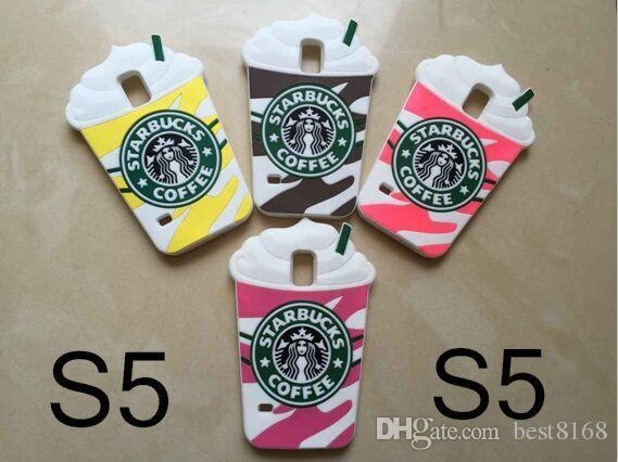 samsung galaxy s5 3d cases. 3d starbucks coffee soft silicone case for samsung galaxy s3 i9300 s5 i9600 s6 g920 g9200 note 4 ice cream cup cute fashion back cover 3d cases
