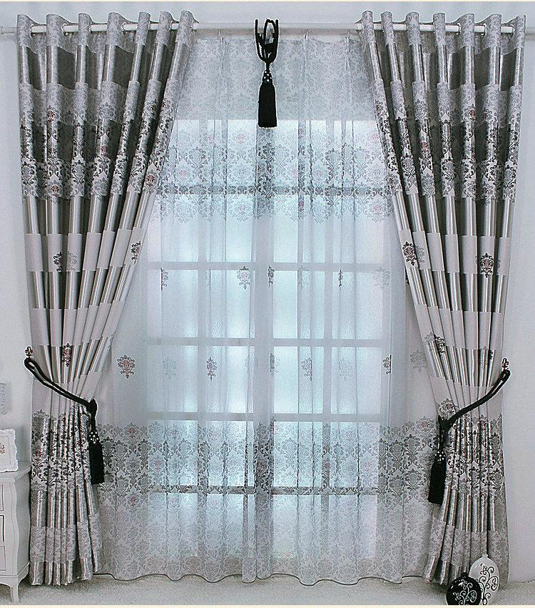 On sale curtain blackout curtains for living room for for Hotel drapes for sale