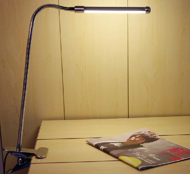 clip on bed lamp with dimmer 2