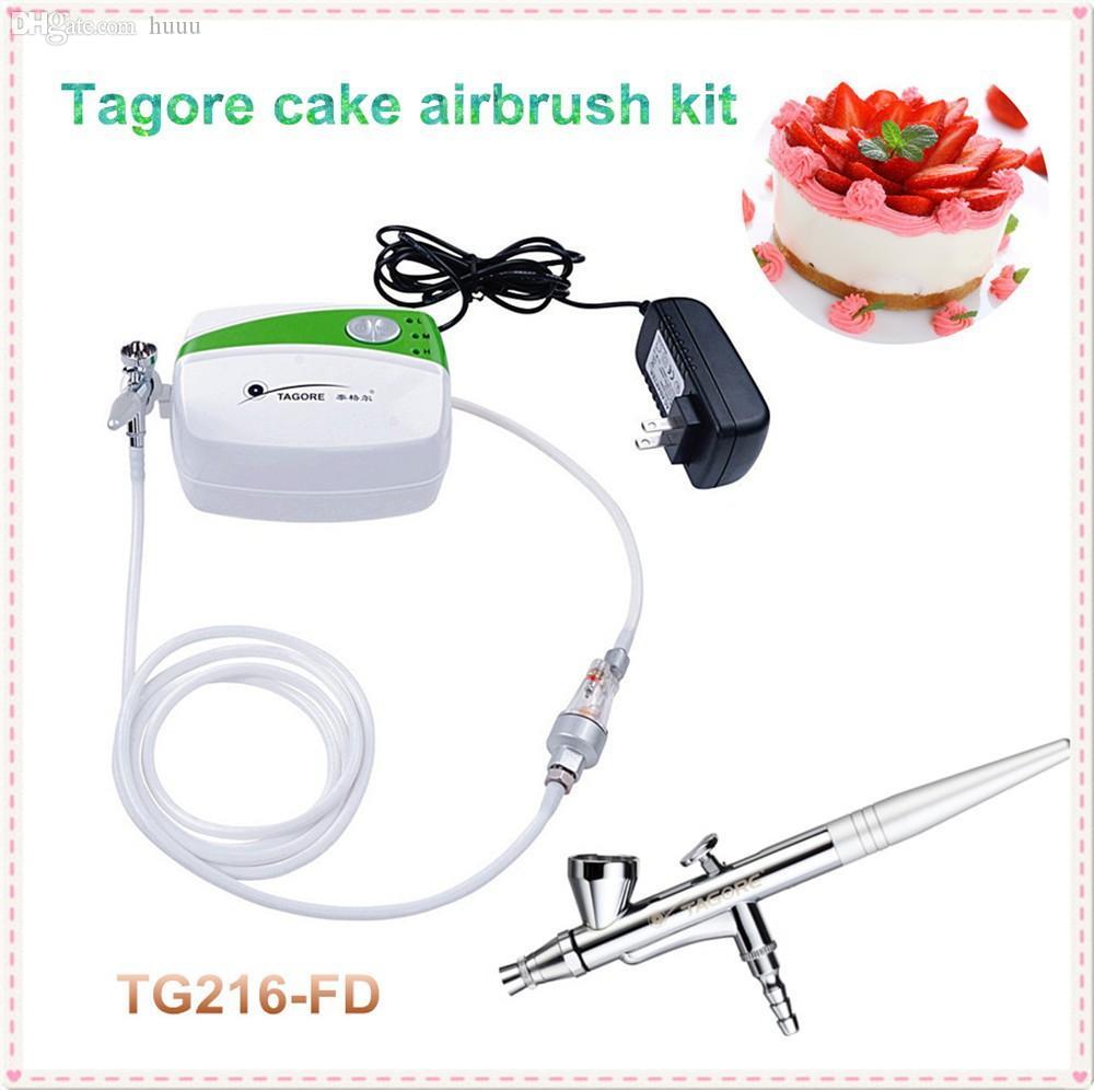Cake Decorating Airbrush Kit Wholesale Tagore Tg216 Fd Cake Decorating Airbrush Kit With Mini