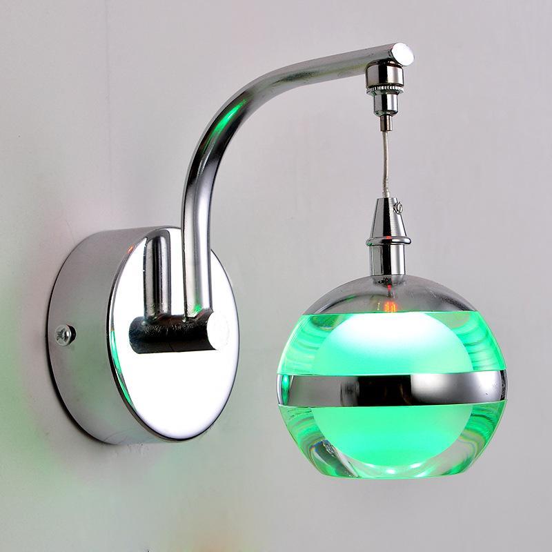outlets led lamp bedroom bedside lamp wall lamp mirror front lamps. Black Bedroom Furniture Sets. Home Design Ideas