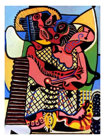 2017 Pablo Picasso Paintings For Sale Kiss Abstract Art Home Decor High Quality Handmade From Cherry02016 63 97 Dhgate Com