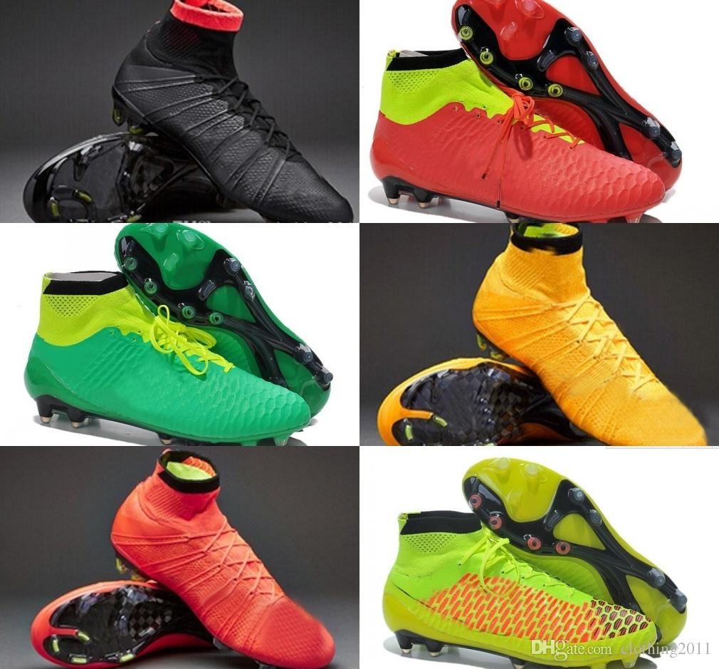 Outdoor football boots,Superfly FG acc soccer boots ,Handsome men magista obra soccer shoes