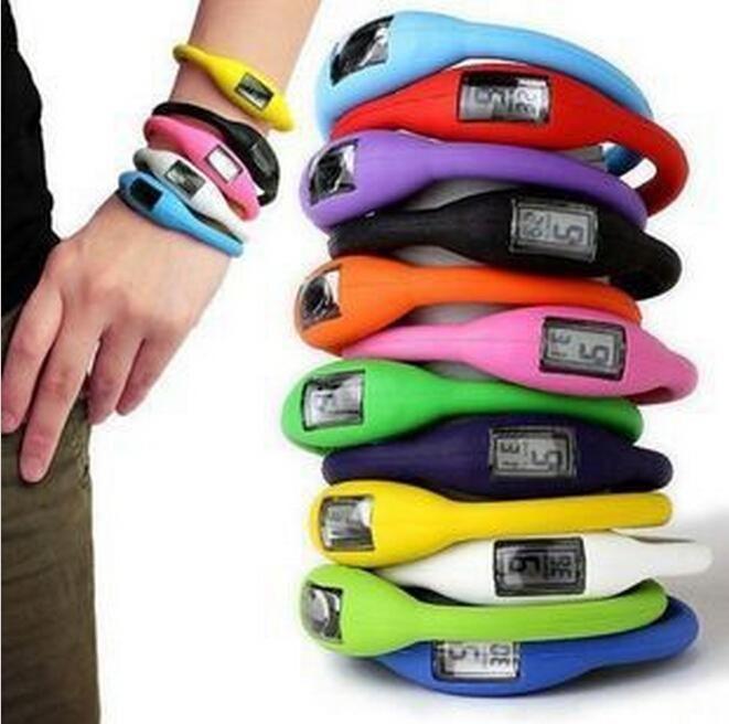 Watches Watch Wristwatch Samrt Watches Smart Watch Smartwatch Cute Candy Ion Jelly Bracelet Sports Wrist Bracelets Ohsen