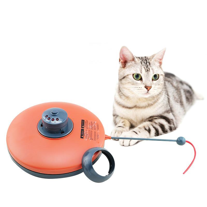 Движущиеся игрушки для кошек
