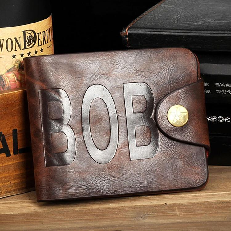 2015 Diy Wallet MenS Leather Wallet High Quality Accessory