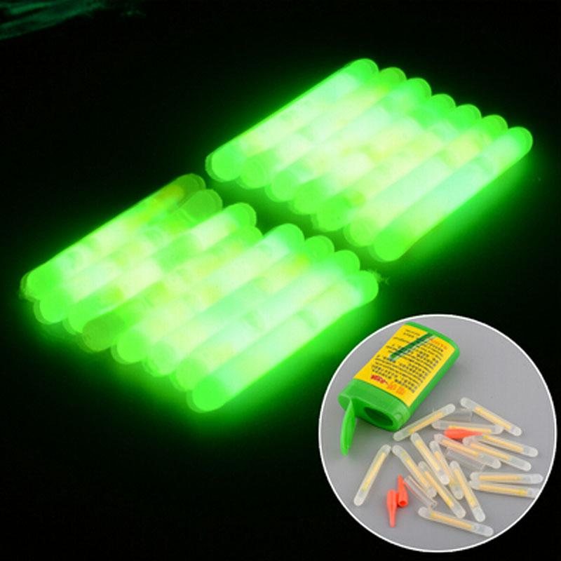 green night fishing light stick led fluorescent dark glow sticks, Reel Combo