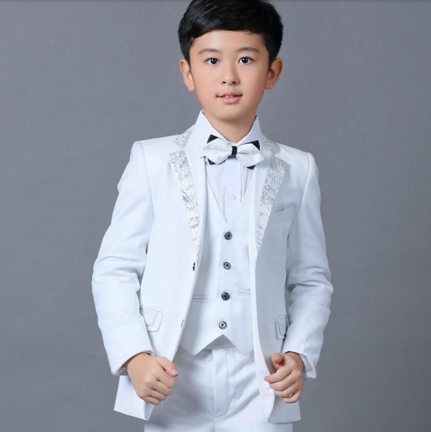 Boy suits formal occasion suits little boys wedding for Boys dress clothes wedding
