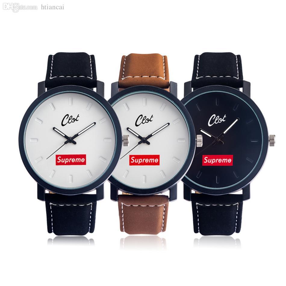wholesale 2016 new brand sports watches quartz