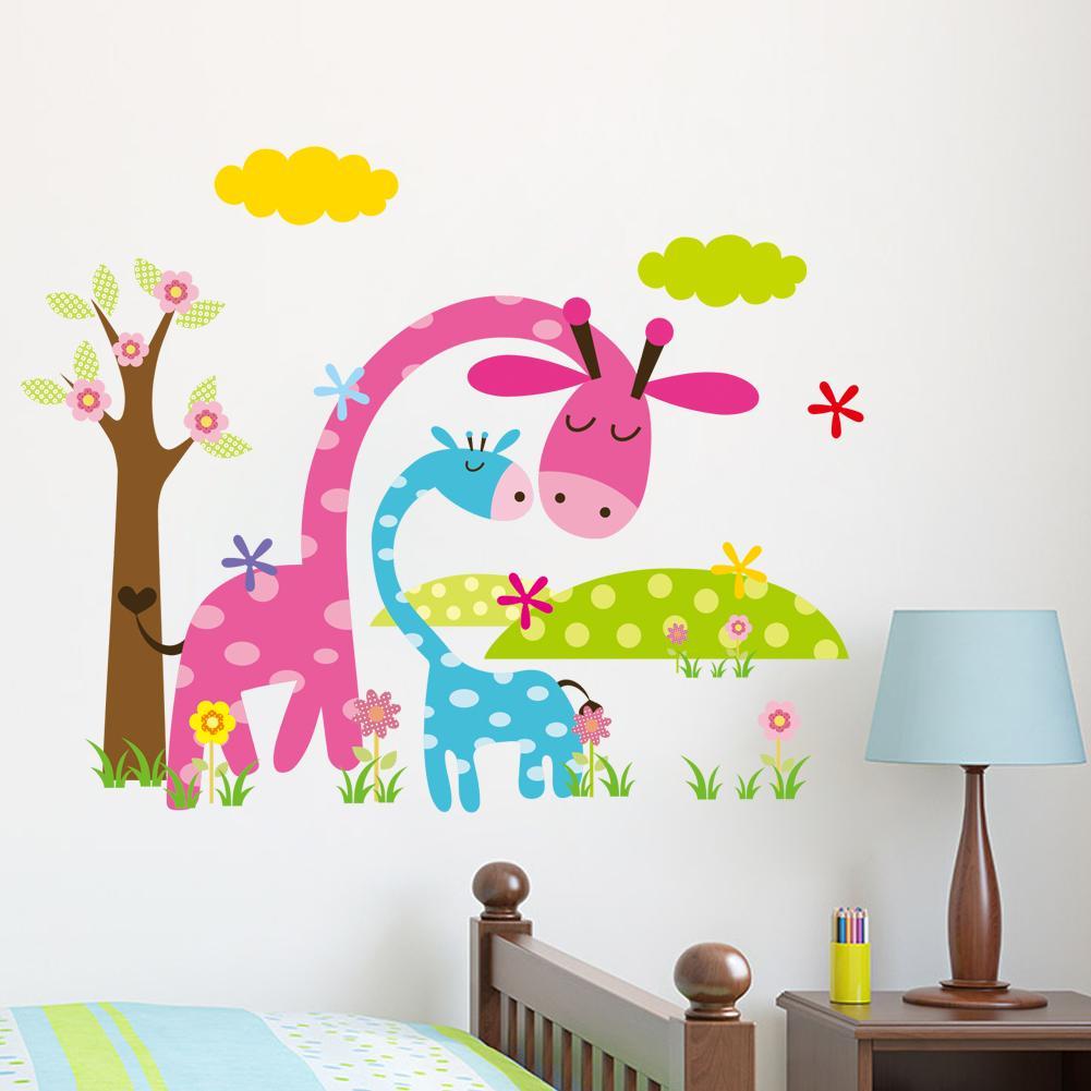 Фото дерево на стене в детской комнате своими руками фото