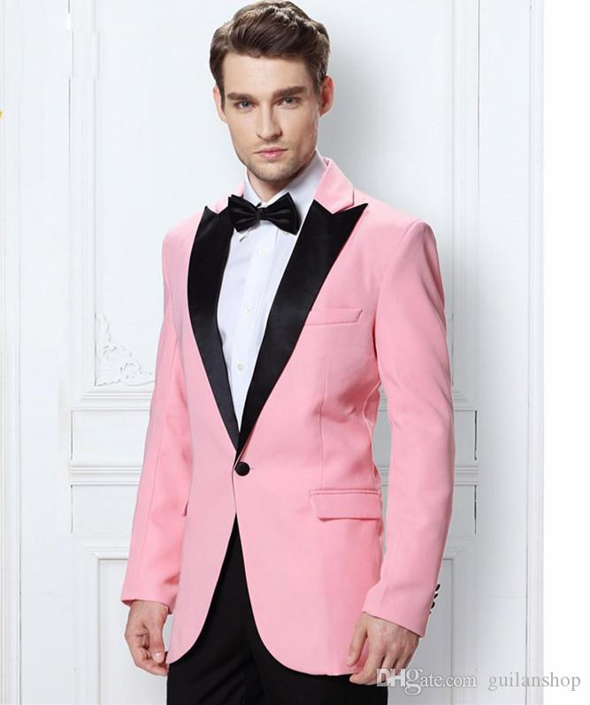 Best Selling 2016 Custom Business Mens Suits Italian Wedding Suits