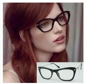 Clear Fashion Glasses For Women Women Brand New Cat Eye