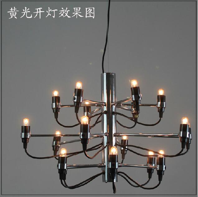 FLOS Kronleuchter Moderne Pendelleuchten Esszimmer LED-Beleuchtung ...