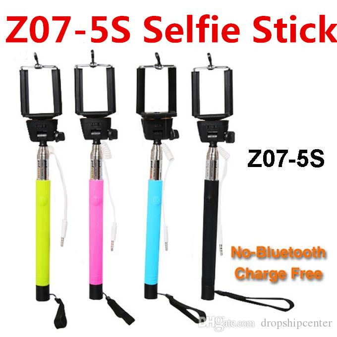 2017 selfie sticks wired extendable selfie monopod selfie monopods selfie stick remote shutter. Black Bedroom Furniture Sets. Home Design Ideas