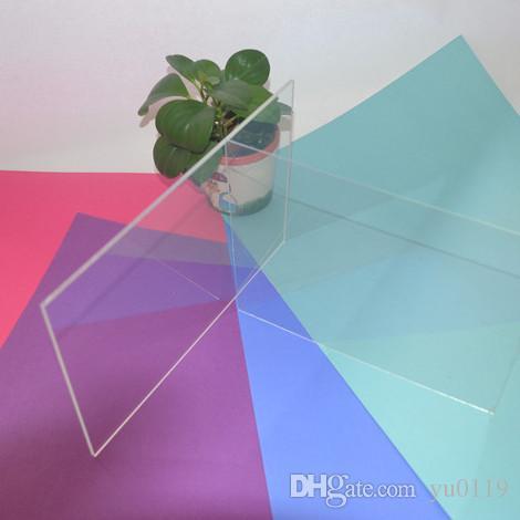 Plexiglass sheets cut to size