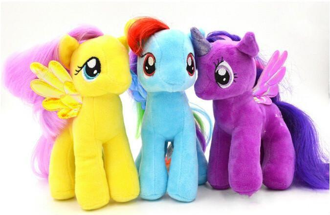 Best My Little Pony Toys And Dolls For Kids : Wholesale hot cm my little pony twilight sparkle plush