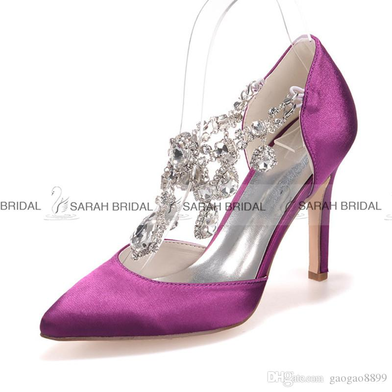 purple dress shoes for weddings