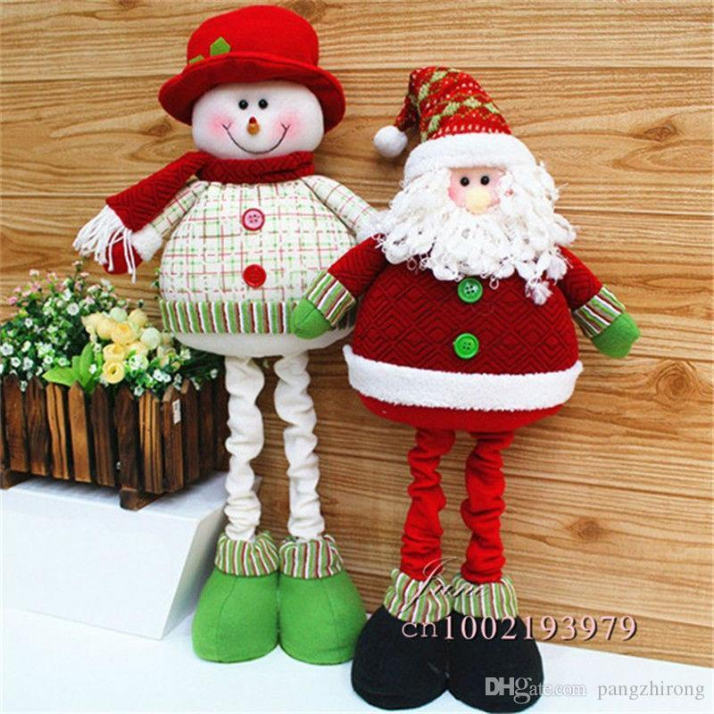 Christmas decorations for home adornos navidad stuffed for B m xmas decorations