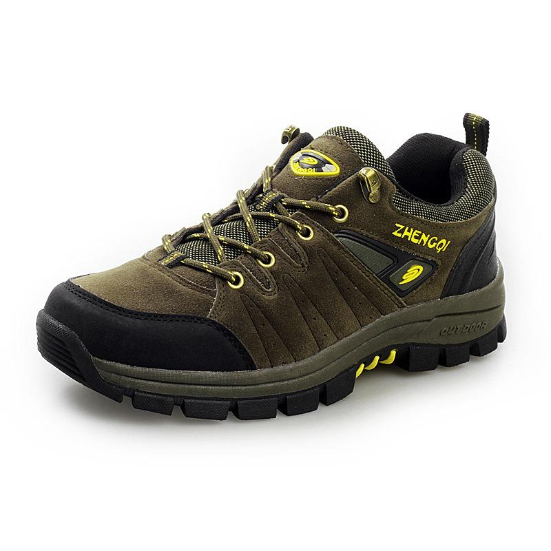 2017 sale mens sports shoes brand waterproof anti skid