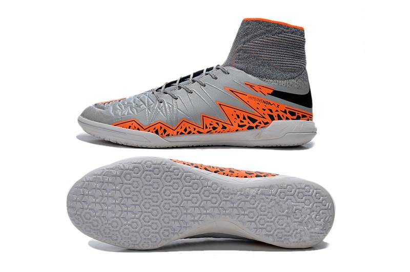 2015 Top luminous indoor five-a-side football shoes with flat sole ...