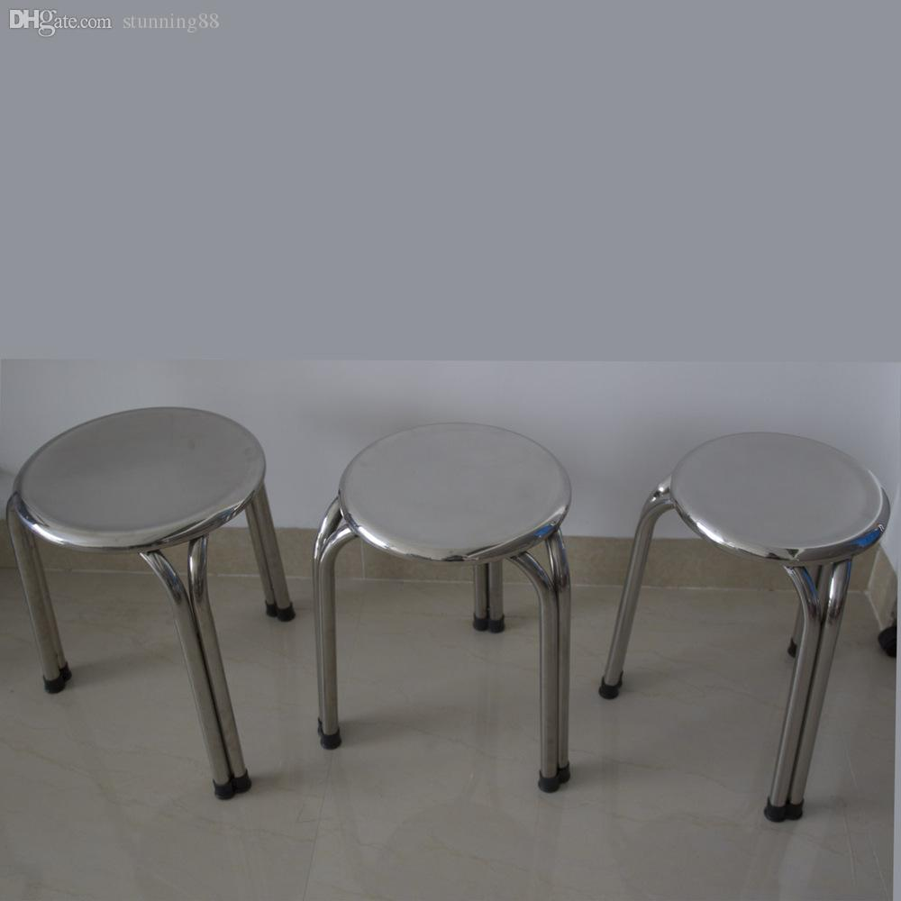 Wholesale Stainless Steel Square Chair