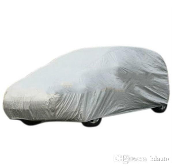 Waterproof UV Dust Rain Snow Resistant SUV Full Car Cover 4WD 4x4 Offroad Sport 5.2(L)x2(W)x1.8m(H)