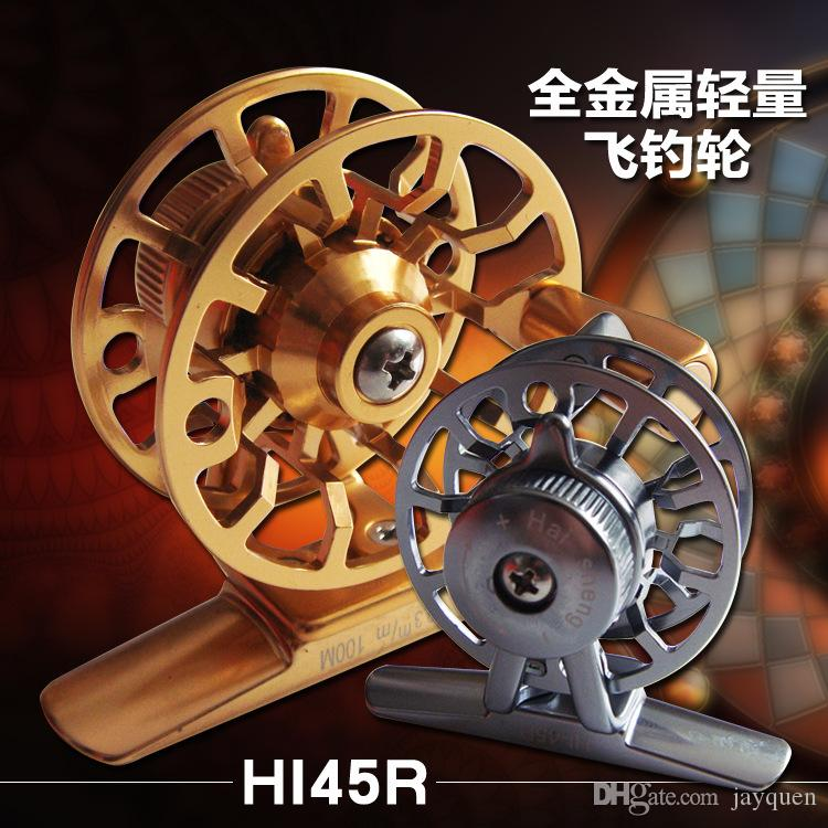 new 2015 fishing tackle cnc fly fishing reels 41g ultralight, Fishing Reels