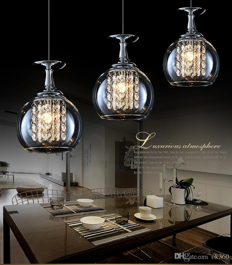Lights For A Large Kitchen Island Crystal