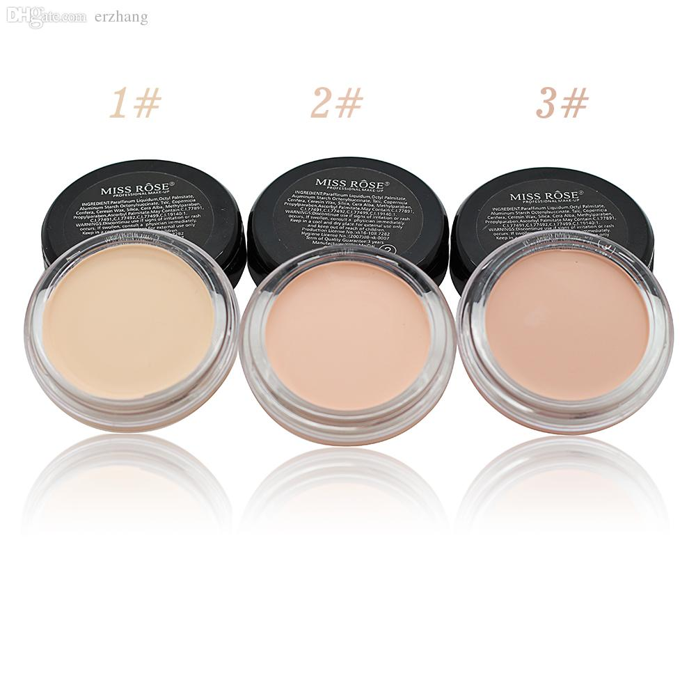 Wholesale Miss Rose Cosmetic Makeup Face Foundation Cream Contour ...