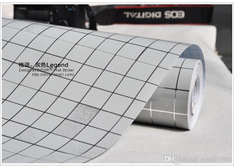 5Meter Self Adhesive Of Wall Paper PVC Mosaic Wallpapers Bathroom Kitchen  Waterproof Tile 3d Wall Stickers Wallpaper Home Decor Wall Stickers Home  Decor ...