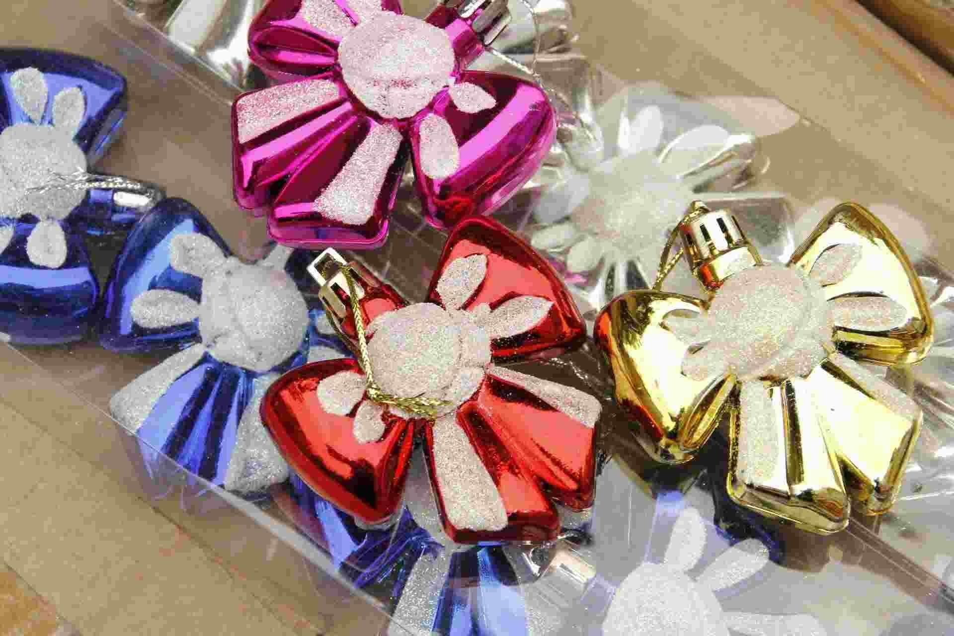 Hei bao christmas crafts christmas decorations bow for Christmas decorations clearance online