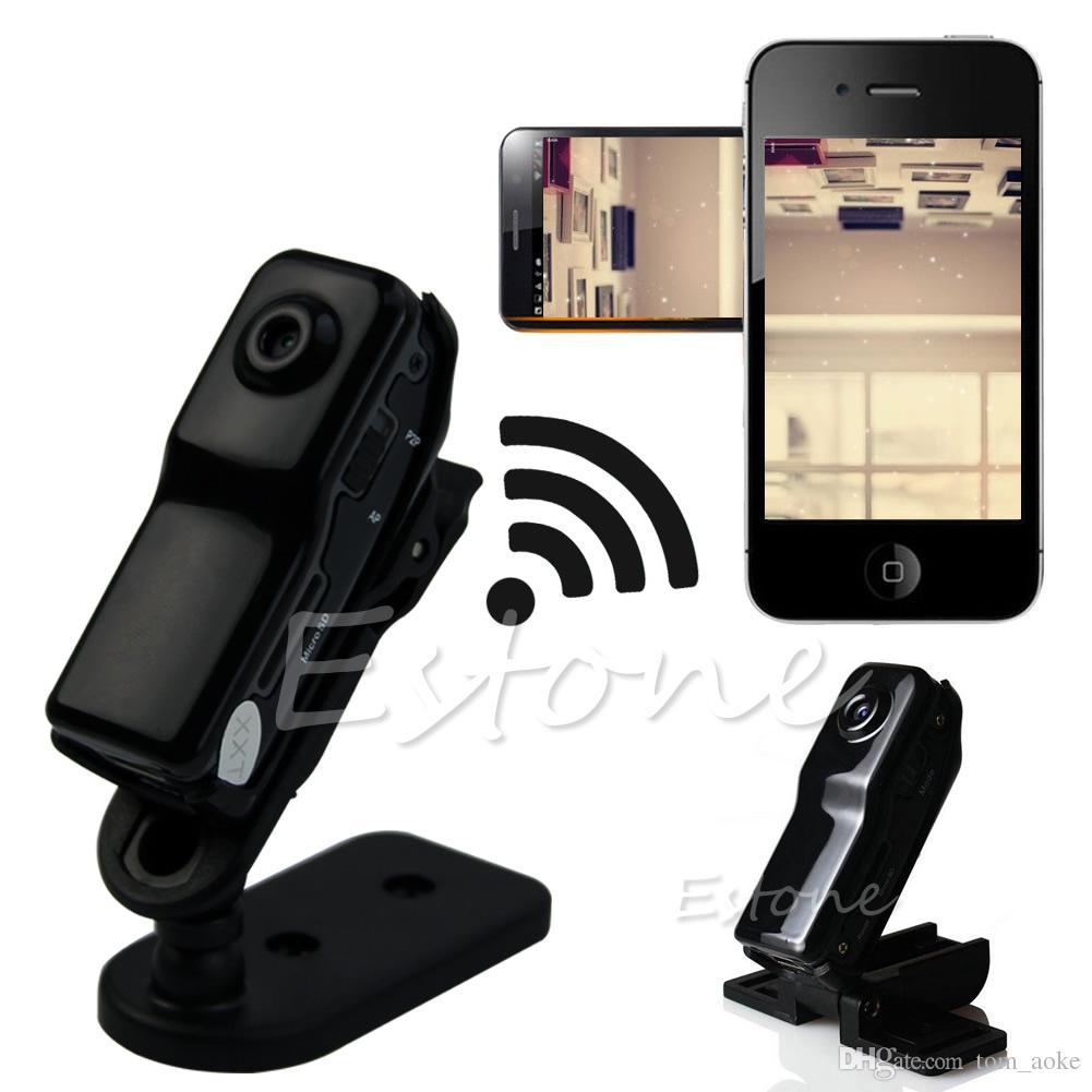 Md81 Wifi/Ip Wireless Spy Camera Remote Surveillance Dv ...