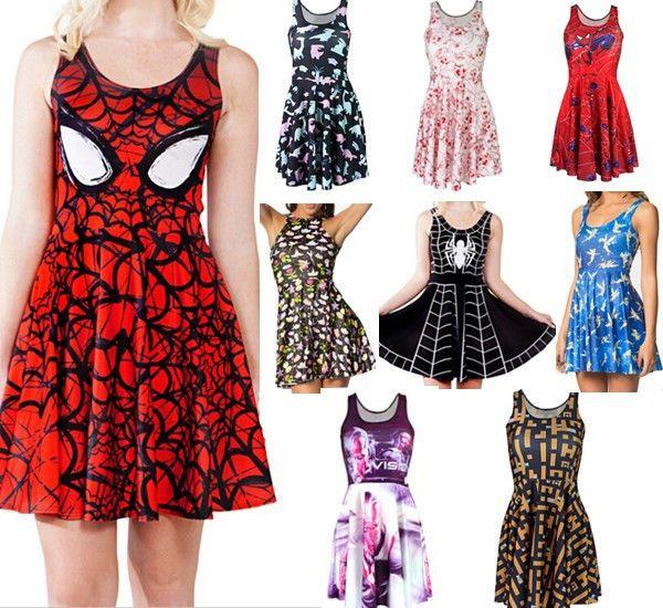 Summer dresses casual gamer