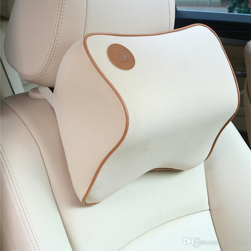 Memory Foam Car Headrest Pillow Neck Back Cushion Pillow Home