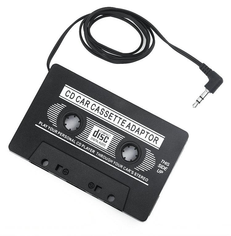 Cassette Player Adapters: Electronics