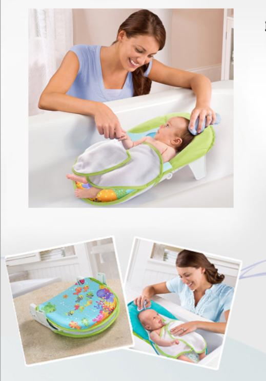 Baby Bath Bed ~ Interiors Design